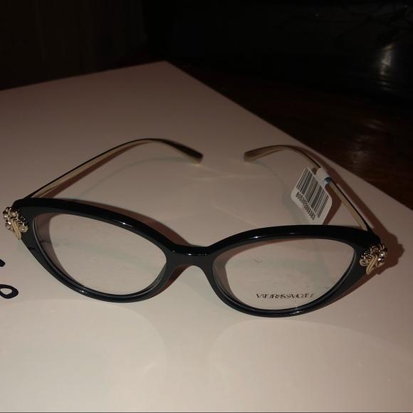 36f58b9db3e Authentic Ladies Versace Eyeglasses